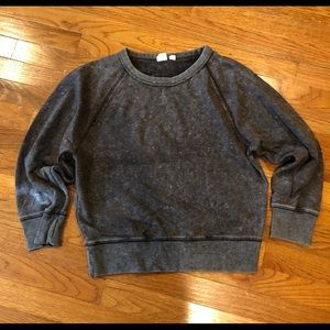 Gap Washed Raglan Sweatshirt